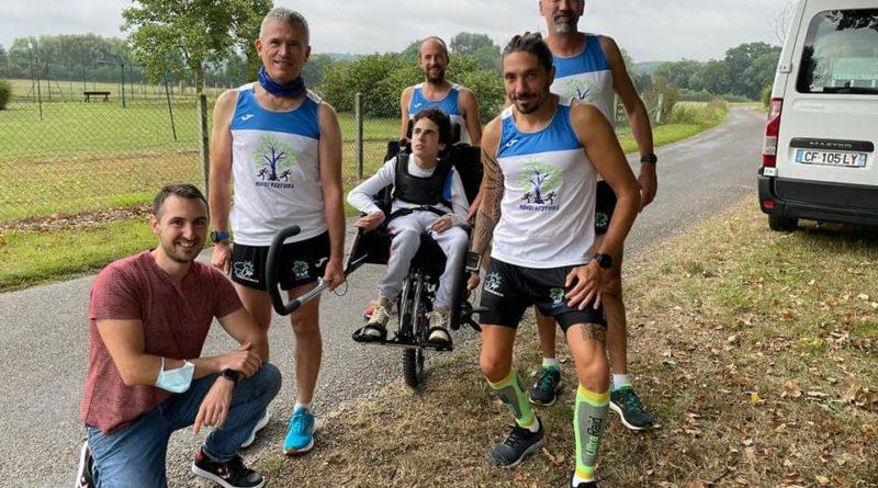 Entraînement Marathon de Paris avec Youva