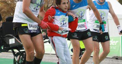 Youva franchit la ligne du Marathon de Paris!